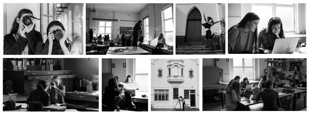 Photography Workshop Collage