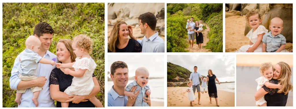 van Vuuren Family Collage
